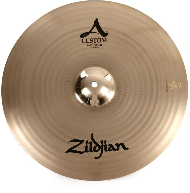Zildjian A Custom Fast Crash - 16