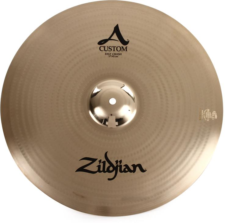 Zildjian A Custom Fast Crash - 17