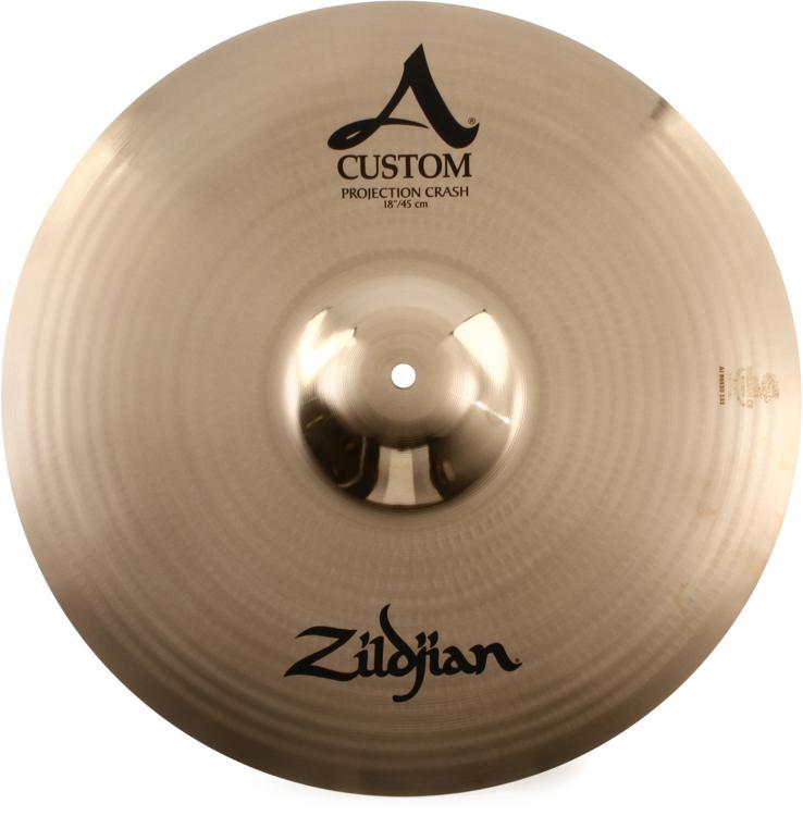 Zildjian A Custom Projection Crash - 18