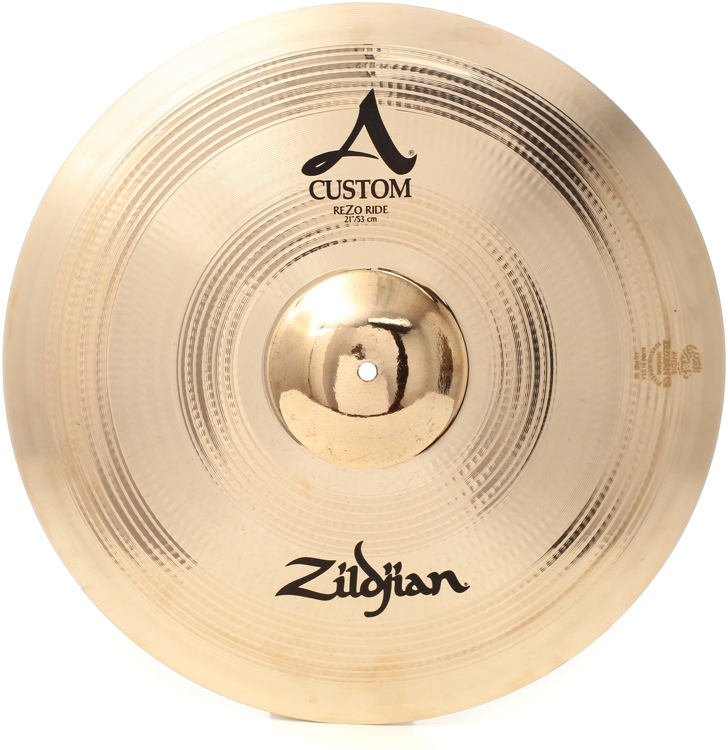0ed1e3e626ca Zildjian A Custom Rezo Ride - 21
