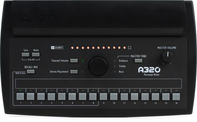 Aviom A320 Personal Mixer image 1