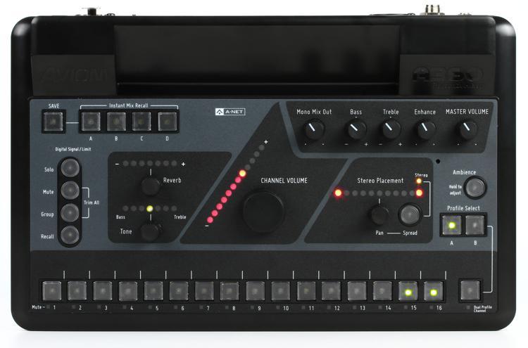 Aviom A360 Personal Mixer image 1