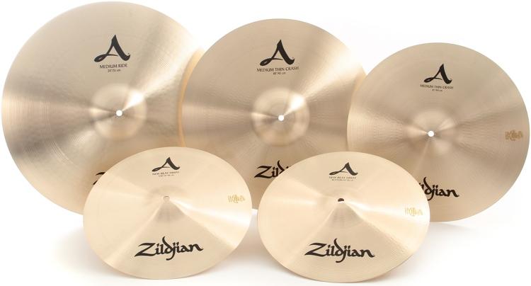 Zildjian A Zildjian 390 Box Set - 14