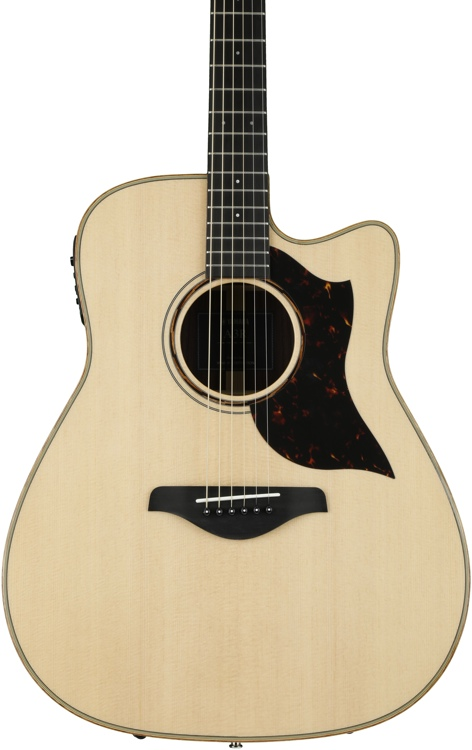 yamaha a3r dreadnought natural sweetwater. Black Bedroom Furniture Sets. Home Design Ideas