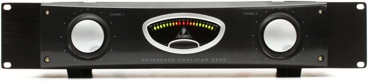 Behringer A500 Power Amplifier image 1