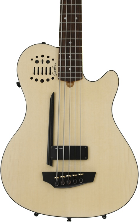 Godin A5 Ultra - 5 string Natural Fretted image 1