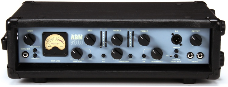 Ashdown ABM 500 Evo III 575-watt Bass Head image 1