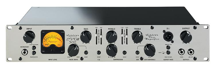 Ashdown ABM 500 RC Evo III 575-Watt Rackmount Bass Head image 1