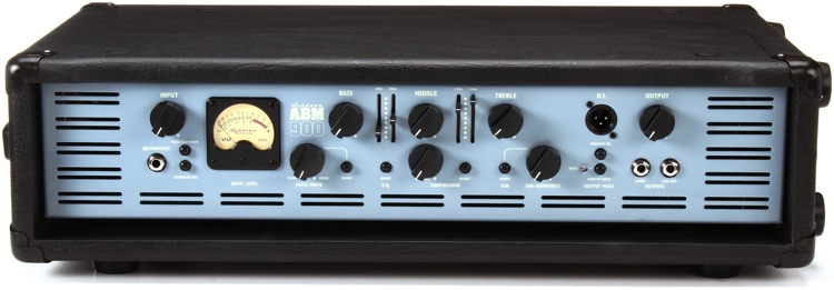 Ashdown ABM 900 Evo III 575+575-Watt Bass Head image 1