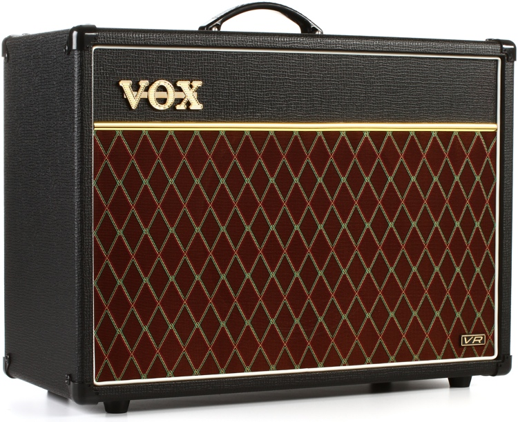 vox ac15vr 15 watt 1x12 valve reactor combo amp sweetwater. Black Bedroom Furniture Sets. Home Design Ideas