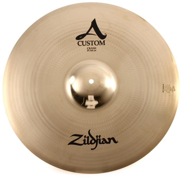Zildjian A Custom Crash - 19