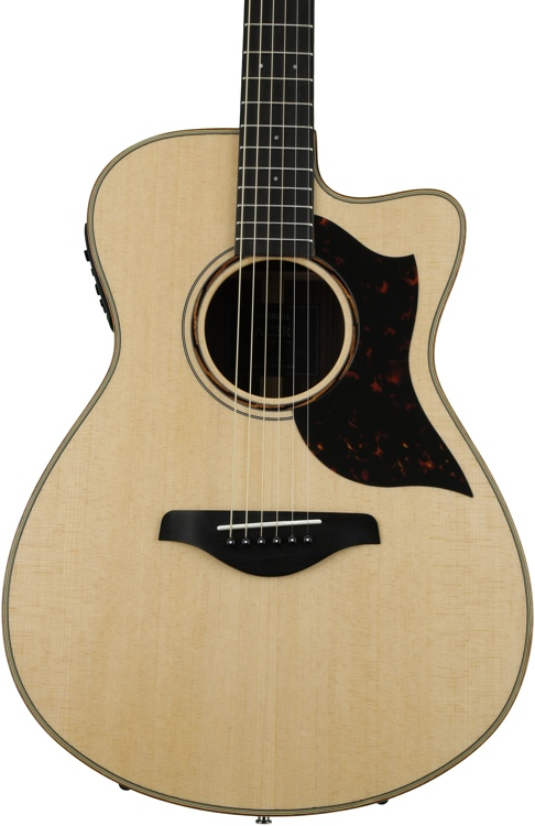 Yamaha AC3R Concert Acoustic Electric with Cutaway - Solid Rosewood Back and Sides image 1