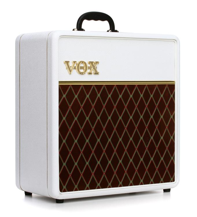 Vox AC4C1 Limited White Bronco - 4W 1x12