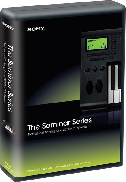 Sony Seminar Series ACID Pro 7 Training DVD image 1