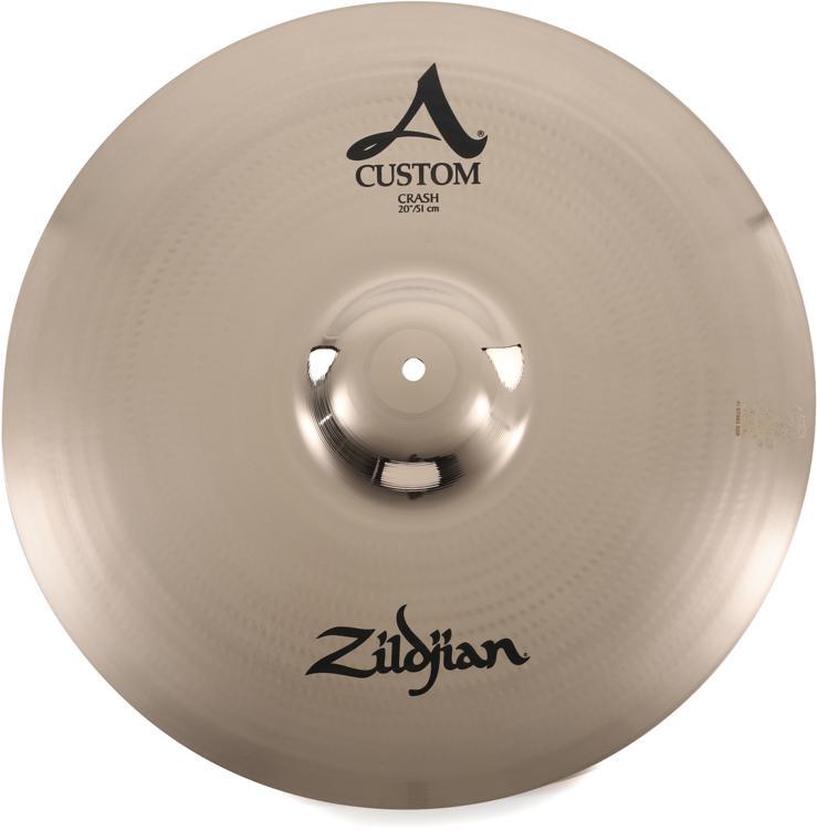 zildjian 20 a custom crash cymbal sweetwater. Black Bedroom Furniture Sets. Home Design Ideas