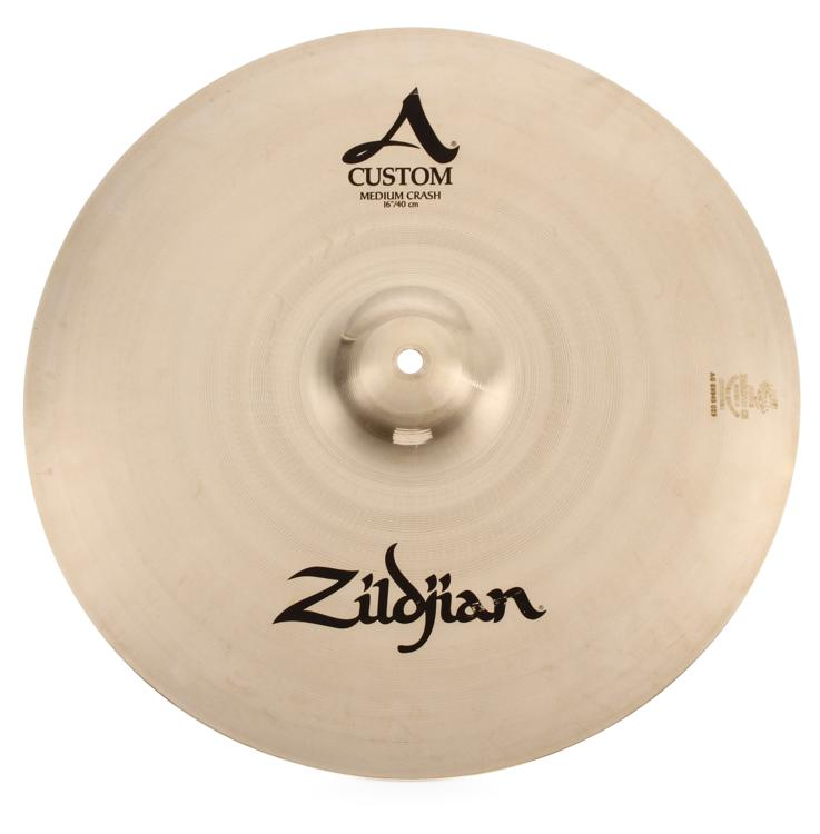 Zildjian A Custom Medium Crash - 16