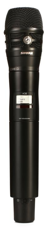 Shure AD2/K9B-G57 Wireless Microphone