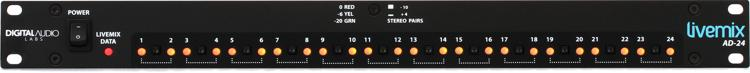 Digital Audio Labs LiveMix AD-24 image 1