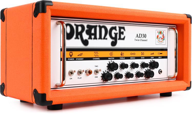 Orange AD30H 30-watt 2-channel Head image 1
