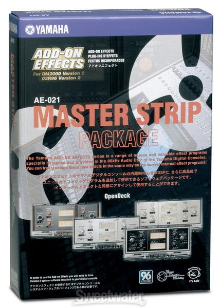 Yamaha Master Strip Pkg image 1