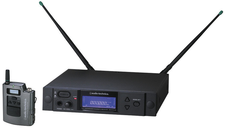 Audio-Technica Artist Elite Wireless AEW-4110 - C Band (541 - 567 MHz) image 1
