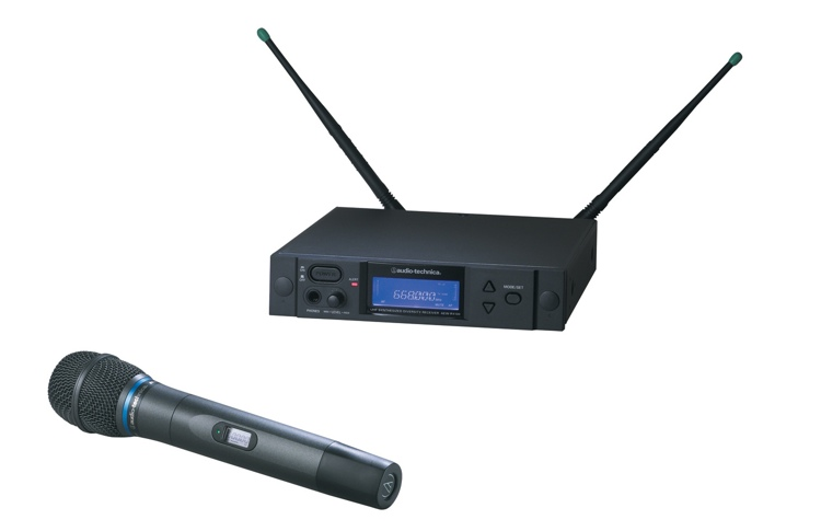 Audio-Technica AEW-4250 - C Band (541 - 567 MHz) image 1