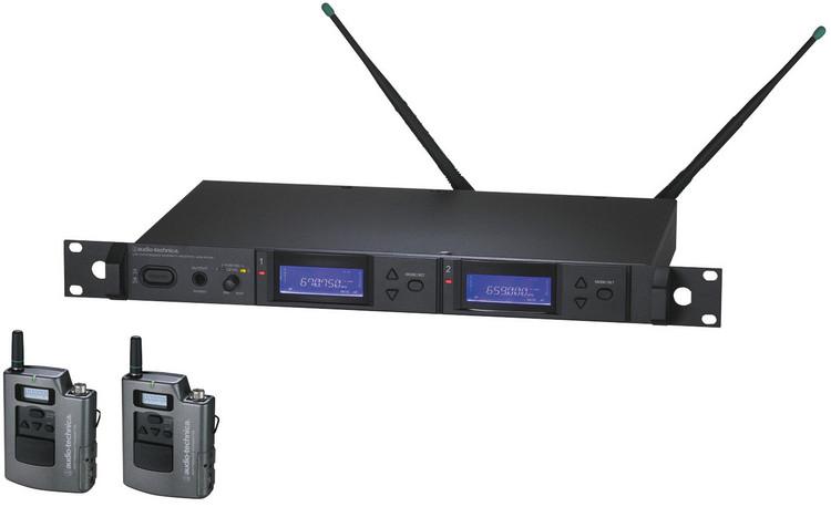 Audio-Technica Artist Elite Wireless AEW-5111 - C Band (541 - 567 MHz) image 1