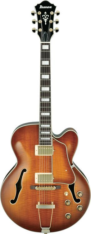 Ibanez AF95 - Violin Sunburst image 1