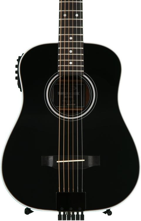 Traveler Guitar AG-200 - Black image 1