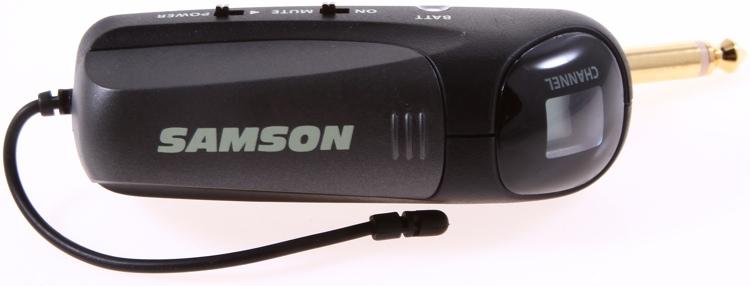 Samson Airline Synth AG300 Guitar Transmitter image 1
