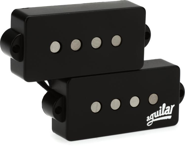 Aguilar AG 4P-60 4-String P-Bass Pickup Set - 60\'s image 1