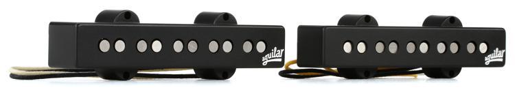 Aguilar AG 5J-60 5-string J Bass Pickup Set - \'60s image 1