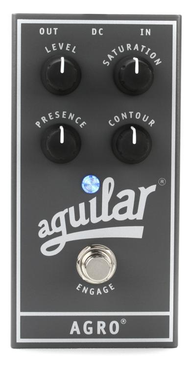 Aguilar AGRO Bass Overdrive Pedal image 1