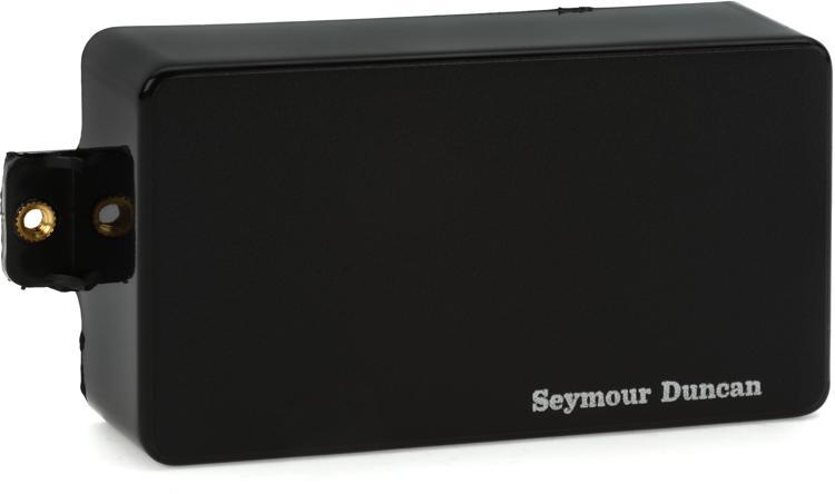 Seymour Duncan AHB-1b Blackouts Active Humbucker Pickup - Black Bridge image 1