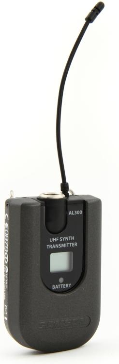 Samson Airline Synth AL300 Beltpack Transmitter image 1