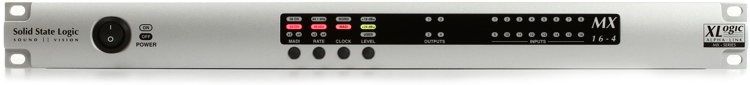 Solid State Logic Alpha Link MX16-4 with MadiXtreme Bundle image 1