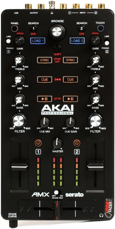 Akai Professional AMX Mixing Surface for Serato DJ image 1