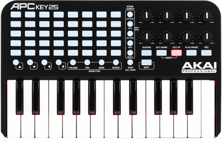 Akai Professional APC Key25 Keyboard Controller image 1