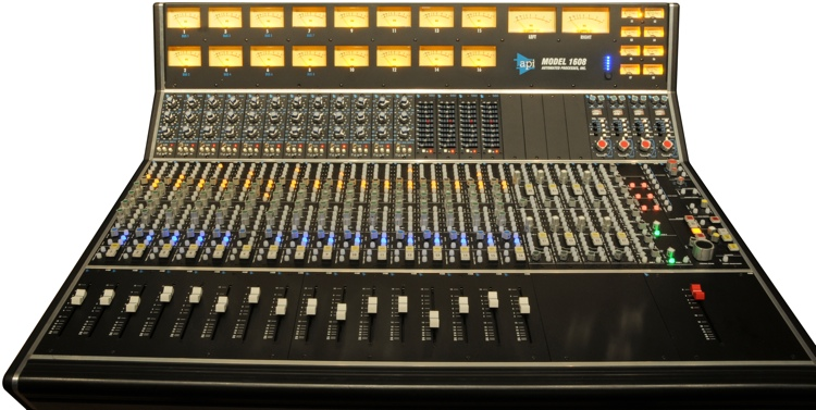 API 1608 Recording Console with Automation image 1