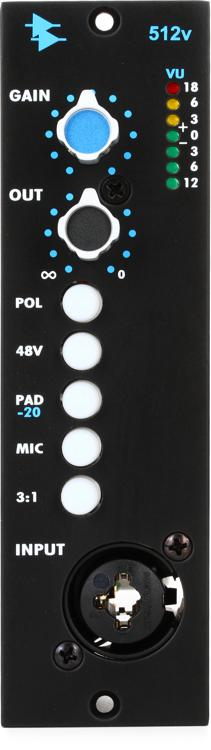 API 512V - 500 Series Discrete Microphone Preamp image 1