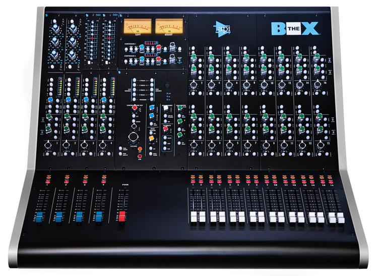 API The Box Recording and Mixing Console image 1
