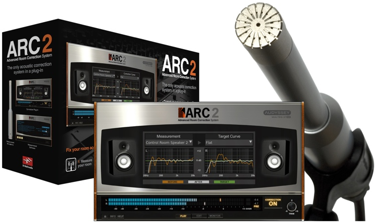 IK Multimedia ARC System 2 Advanced Room Correction System image 1