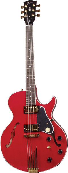 Gibson Memphis Howard Roberts Fusion III - Cherry image 1