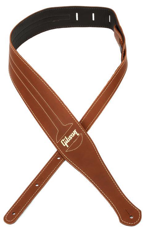 Gibson Guitar Straps : gibson accessories the classic guitar strap sweetwater ~ Hamham.info Haus und Dekorationen