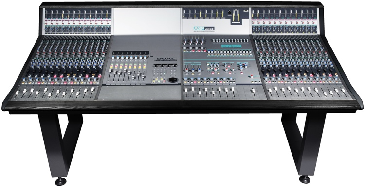 Audient ASP8024 with Dual Layer Control Module - 24-channel image 1