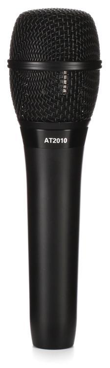 Audio-Technica AT2010 Handheld Condenser Microphone image 1