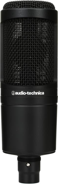 Audio-Technica AT2020 Cardioid Condenser Microphone image 1