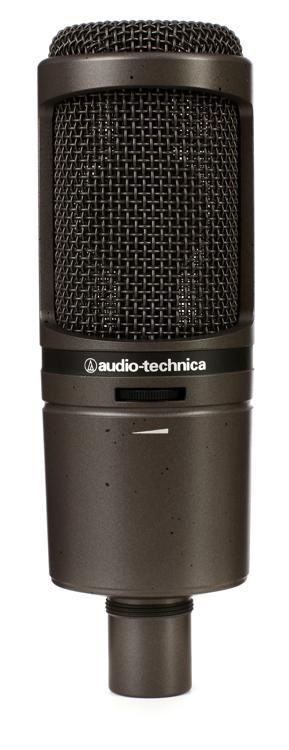 Audio-Technica AT2020USBi Cardioid Condenser USB Microphone image 1