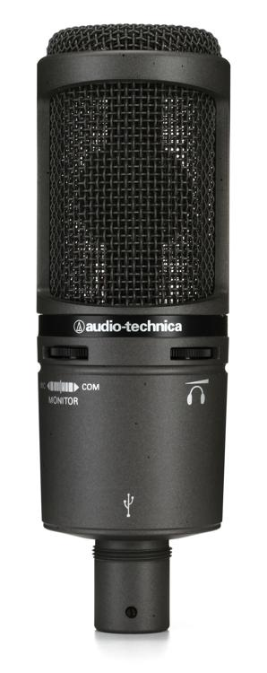Audio-Technica AT2020USB+ Cardioid Condenser USB Microphone image 1