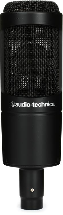 Audio-Technica AT2035 Large-Diaphragm Condenser Microphone image 1
